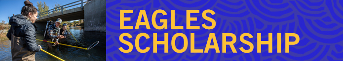 Eagles Scholarship Header